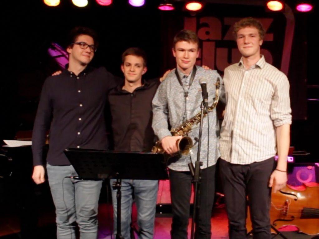 Simon Bremen Quartett live Jazzfestival Karlsruhe