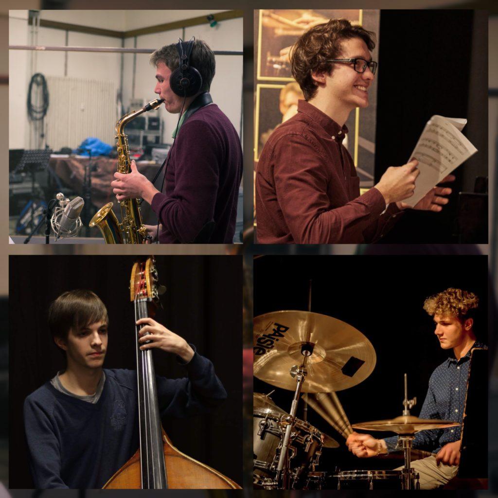 Simon Bremen Quartett Bandfoto