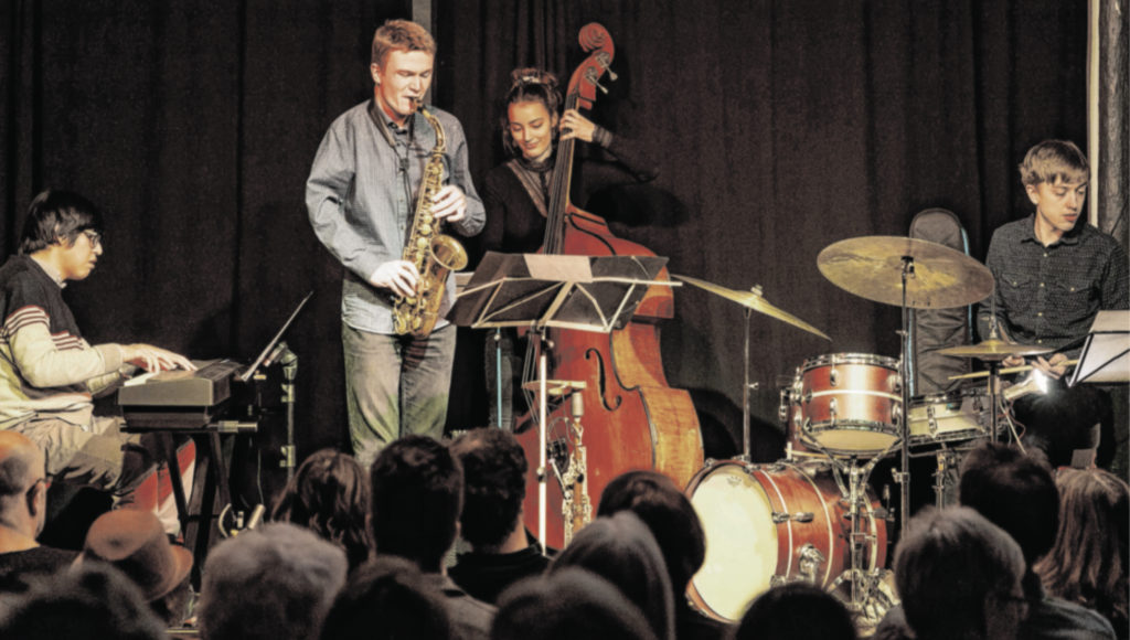 Simons Jazz Collective Konzert
